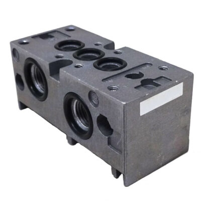 ASCO Series 353 Subbase for Solenoid Valves