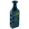 ASCO Series 550 Button Operated Spring Return Spool Valve