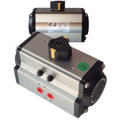 CH-AIR Pneumatic Single or Double Acting Actuators