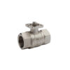 ISO 5211 Brass Ball Valve