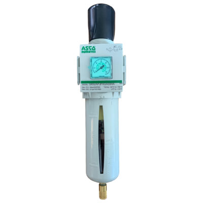 ASCO 652 Particulate Filter/Regulator With Automatic Drain
