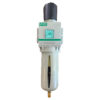ASCO 653 Particulate Filter/Regulator With Automatic Drain