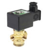 ASCO Series 320 Compact Direct Operated Inline Solenoid Valve