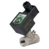 ASCO Series 210 Pilot Operated Floating Piston Stainless Steel Solenoid Valve