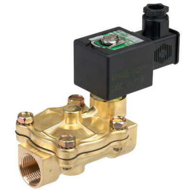 ASCO Series 210 Pilot Operated Floating Diaphragm Solenoid Valve
