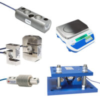 Feature a wide range of Loadcells, Scales and Balances to suit various applications.