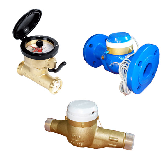 Water Meters & Pumps