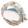 WAM Single Or Double Flange Butterfly Valves