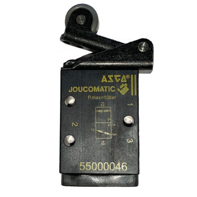 ASCO Series 550 Roller Lever Operated Spool Valve