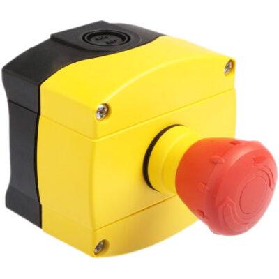 Allen Bradley Station Box For Emergency Buttons