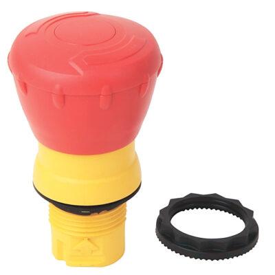 Allen Bradley Emergency Button Mushroom Head Style