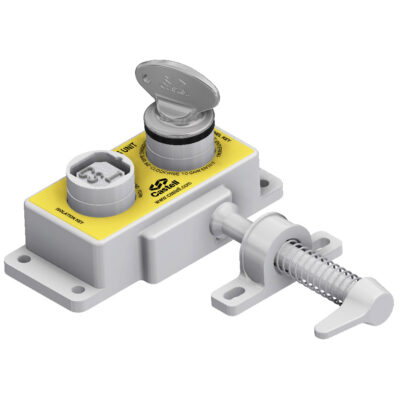 Castell Brass AIE Dual Key Access Interlock