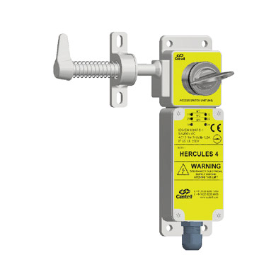 Castell Stainless Steel AI Access Interlock With Safety Switch