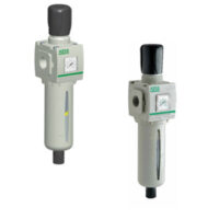 ASCO Offers A Complete Range Of Modular Easy To Assemble Air Preparation Products