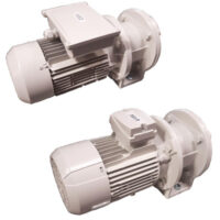 Admixture Weighing And Discharge Pumps