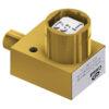 Castell Brass K Bolt Interlock