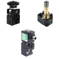 These ASCO pilot valves feature a compact and low weight for easy installation on single or joinable subbases.