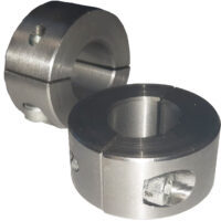 Specifically designed to clamp the rod of cylinders and lock it in place.