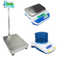 Adam Equipment's durable bench and floor scales provide dependable weighing solutions for a wide variety of industries