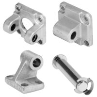 Featuring a wide range of trunnions to suit even the most demanding of applications.