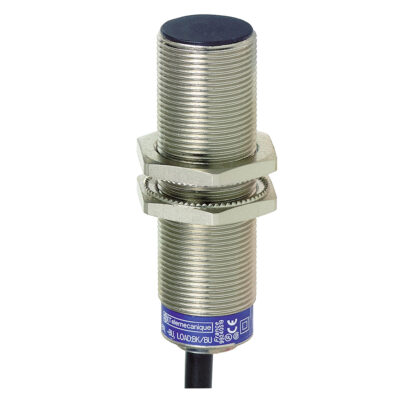 Telemecanique 18mm Proximity Sensor With 2 meter Lead