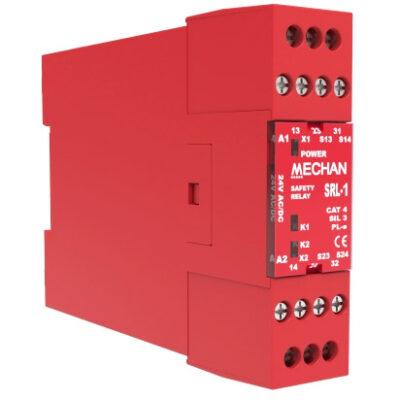 Mechan SRL1 Safety Relay 24V AC/DC